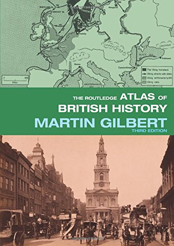 9780415281485: The Routledge Atlas of British History (Routledge Historical Atlases)