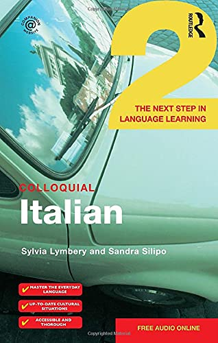 9780415281546: Colloquial Italian 2: The Next Step in Language Learning (Colloquial Series)