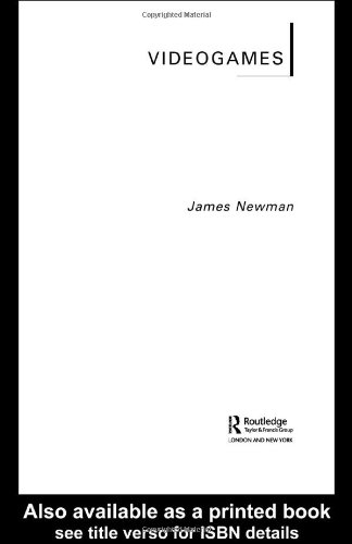 9780415281928: Videogames (Routledge Introductions to Media and Communications)
