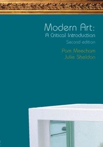 9780415281942: Modern Art: A Critical Introduction