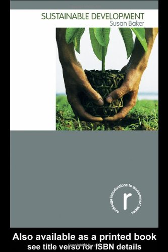 9780415282116: Sustainable Development (Routledge Introductions to Environment)