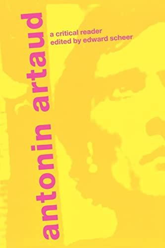 9780415282550: Antonin Artaud: A Critical Reader