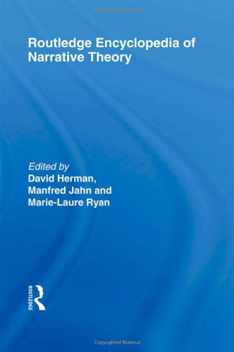 9780415282598: Routledge Encyclopedia of Narrative Theory