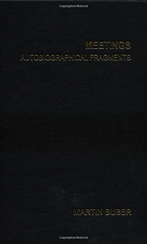 9780415282666: Meetings: Autobiographical Fragments