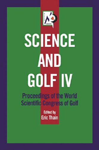 9780415283021: Science and Golf IV