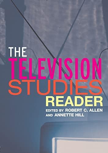 9780415283243: The Television Studies Reader (Volume 2)
