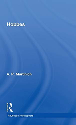9780415283274: Hobbes