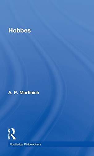 9780415283274: Hobbes (The Routledge Philosophers)