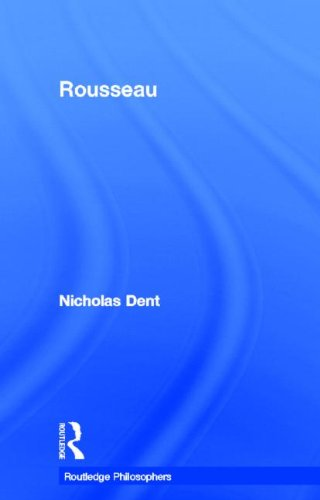 9780415283496: Rousseau (The Routledge Philosophers)
