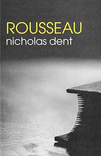 9780415283502: Rousseau (The Routledge Philosophers)
