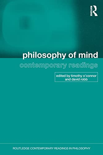 9780415283540: Philosophy of Mind: Contemporary Readings (Routledge Contemporary Readings in Philosophy)