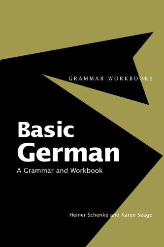 9780415284059: Basic German: A Grammar and Workbook