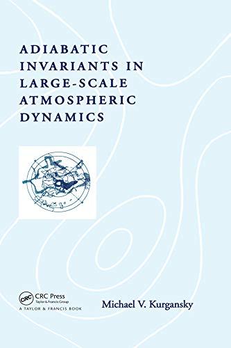 9780415284158: Adiabatic Invariants in Large-Scale Atmospheric Dynamics