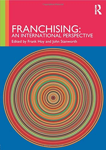 9780415284196: Franchising: An International Perspective
