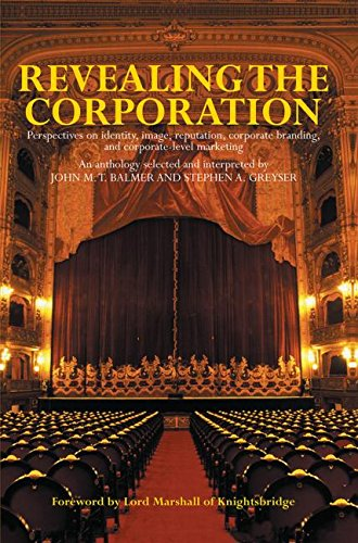 9780415284202: Revealing the Corporation: Perspectives on Identity, Image, Reputation, Corporate Branding and Corporate Level Marketing