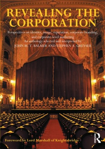 9780415284219: Revealing the Corporation: Perspectives on Identity, Image, Reputation, Corporate Branding and Corporate Level Marketing
