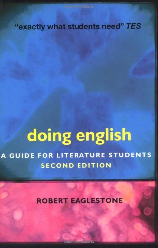 9780415284233: Doing English (Doing... Series)
