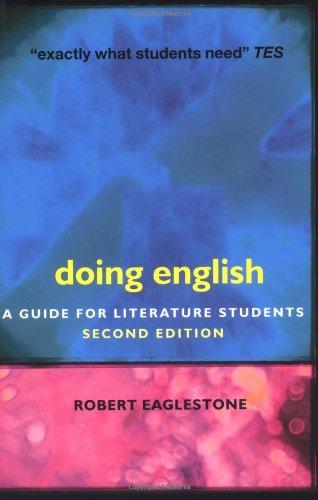 9780415284233: Doing English (Doing... Series)