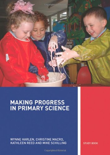 9780415284417: Making Progress in Primary Science: A Study Book for Teachers and Student Teachers: A Guide for Teachers and Student Teachers