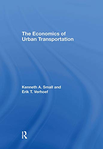 9780415285148: The Economics of Urban Transportation