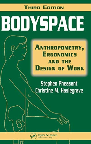 9780415285209: Bodyspace: Anthropometry, Ergonomics and the Design of Work, Third Edition
