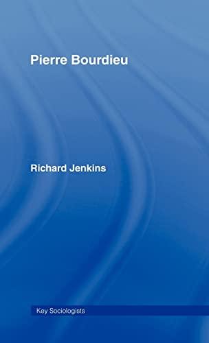 9780415285261: Pierre Bourdieu (Key Sociologists)