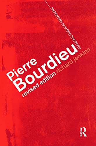 9780415285278: Pierre Bourdieu (Key Sociologists)