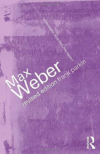 9780415285292: Max Weber: The Lawyer as Social Thinker (Key Sociologists)