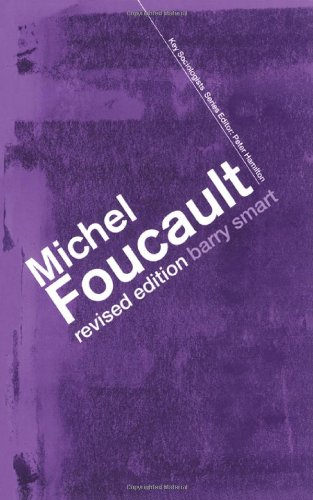 9780415285322: Michel Foucault (Key Sociologists)