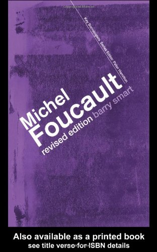 9780415285339: Michel Foucault (Key Sociologists)