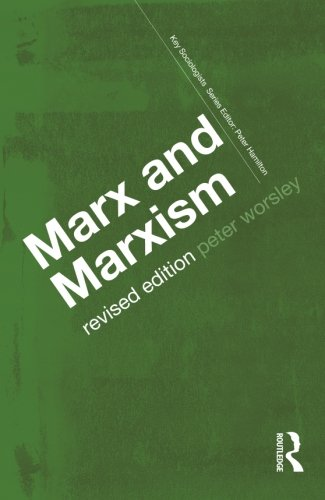 9780415285377: Marx and Marxism (Key Sociologists)