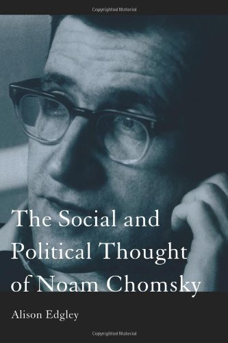 9780415285674: The Social and Political Thought of Noam Chomsky (Routledge Studies in Social and Political Thought)