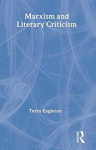 9780415285834: Marxism and Literary Criticism (Routledge Classics)