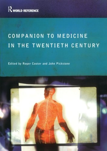 9780415286039: Companion Encyclopedia of Medicine in the Twentieth Century (Routledge World Reference)