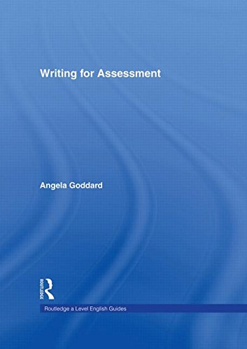 9780415286268: Writing for Assessment (Routledge A Level English Guides)