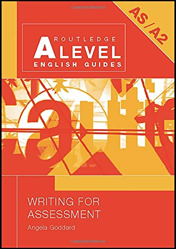 9780415286275: Writing for Assessment (Routledge A Level English Guides)