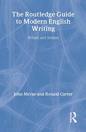 9780415286367: The Routledge Guide to Modern English Writing