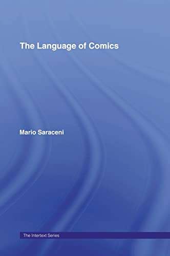 9780415286701: The Language of Comics (Intertext)