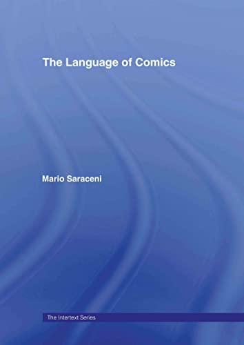 9780415286701: The Language of Comics (Intertext)