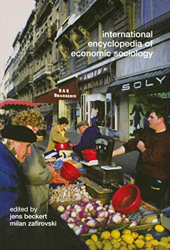 9780415286732: International Encyclopedia of Economic Sociology