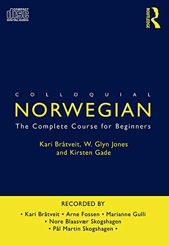 9780415286855: Colloquial Norwegian: A complete language course