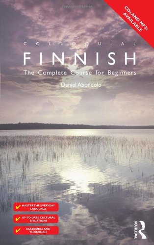 9780415286893: Colloquial Finnish: The Complete Course for Beginners (Colloquial Series)