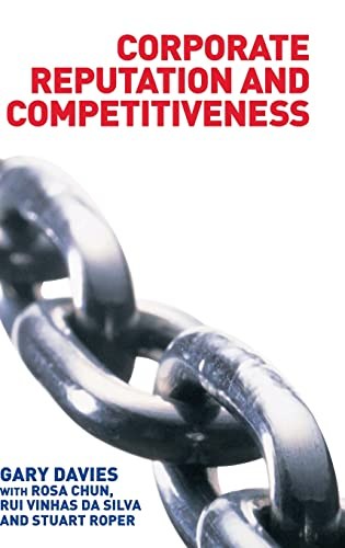 9780415287432: Corporate Reputation and Competitiveness