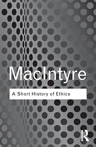 9780415287487: A Short History of Ethics