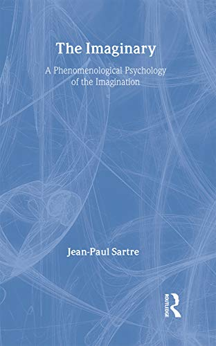 9780415287548: The Imaginary: A Phenomenological Psychology of the Imagination