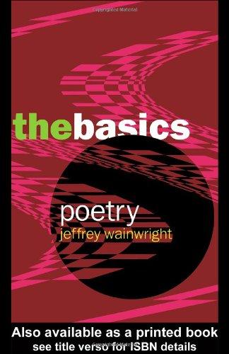 9780415287647: Poetry: The Basics