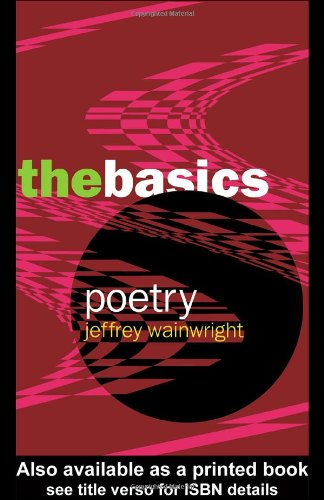 9780415287647: Poetry: The Basics