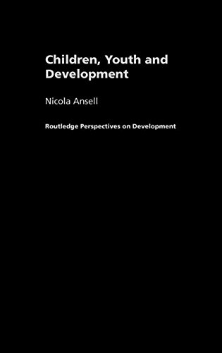 9780415287685: Children, Youth and Development (Routledge Perspectives on Development) (Volume 9)