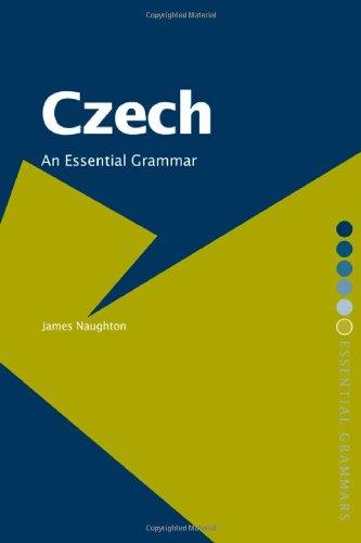 9780415287845: Czech: An Essential Grammar