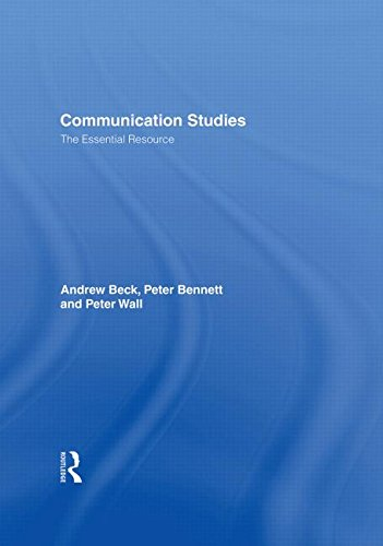 9780415287920: Communication Studies: The Essential Resource